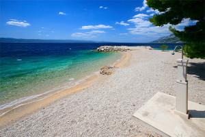 pláž Brela - Jakiruša