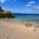 Brela - FKK pláž
