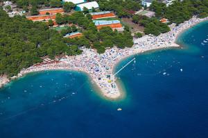 Pláž Buba, Makarska, Makarská riviéra