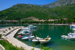 přístav Gornja vala - Drvenik