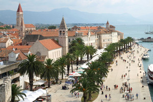 Trogir, Střední Dalmácie, Chorvatsko