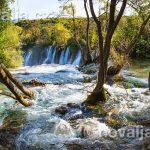 Vodopády Kravica, Bosna a Hercegovina
